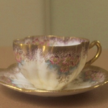 China Or Porcelain?  Demitasse set - China and Dinnerware
