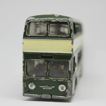 Leyland Atlantean double decker Portuguese Bus (MetOsul nº23) - Model Cars