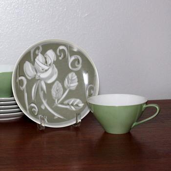 Noritake Sonata Cup & Saucer Set