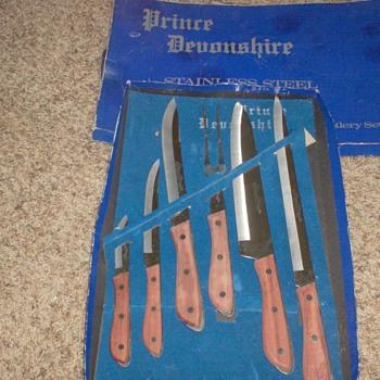 knives - Kitchen
