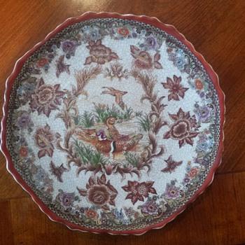Chinnese Duck Plate