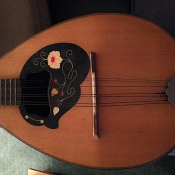 Bowl back Mandolin - Musical Instruments