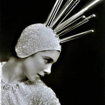 Tilly Losch Original 1931 by Florence Vandamm Downton Abbey - Photographs