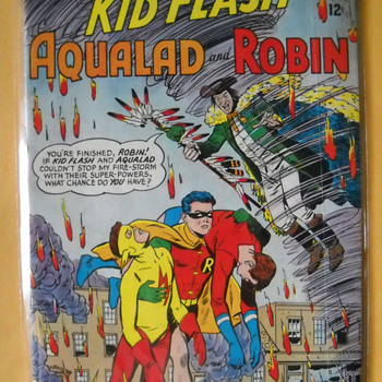Brave and the Bold #54 1st Teen Titans found in pawn shop - Comic Books