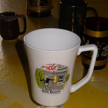 land of oz mugs - Kitchen