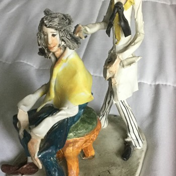 My Fathers favorite  - Figurines