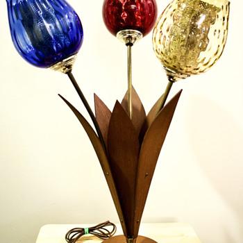 Tulip Lamp - Lamps