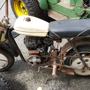 Vintage Mini Bike 1960s? - Motorcycles