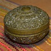 Pretty little brass box - india?