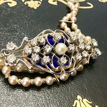 Pretty bracelet - Fine Jewelry