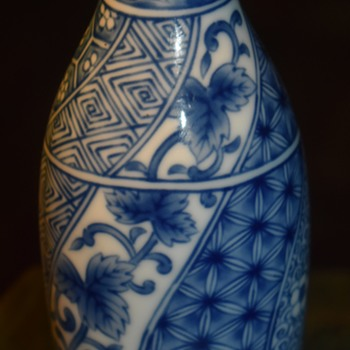 Tokkuri - Sake Bottle - Asian