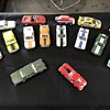 Collection of slot cars