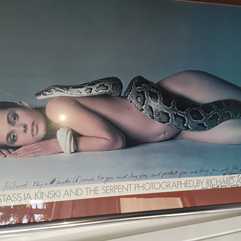 Natasha  kinsky  - Posters and Prints
