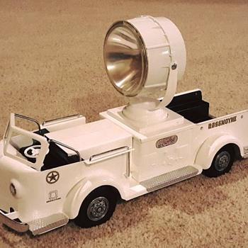 Custom-Built Doepke Searchlight Truck - Firefighting