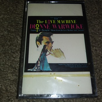 Very Mint...'The Love Machine'..On Cassette Tape - Records