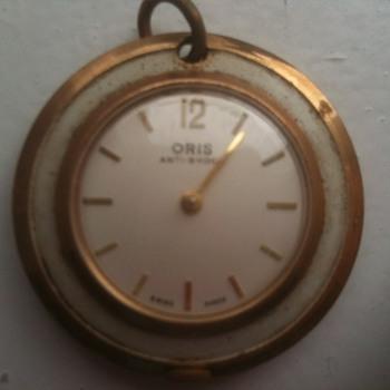 oris  anti shock watch