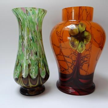 Ernst Steinwald  - Art Glass
