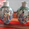 Chinese snuff bottles x2