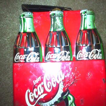 Metal coca cola lunch box - Kitchen