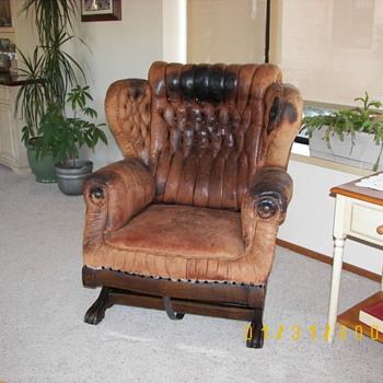 Grandpa's chair - Furniture
