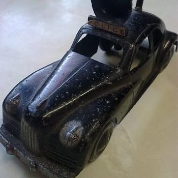 """""""Kembo"""" police loudspeaker car.  - Model Cars"""