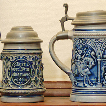 Golf stein Prizes 1904 - Sporting Goods