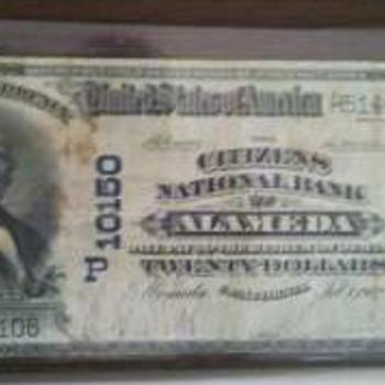 1902 $20 Alameda 10150