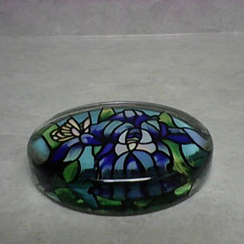 BUTTERFLY PAPERWEIGHT
