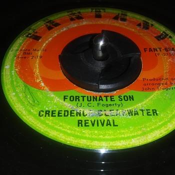 45 RPM SINGLE....#60 - Records