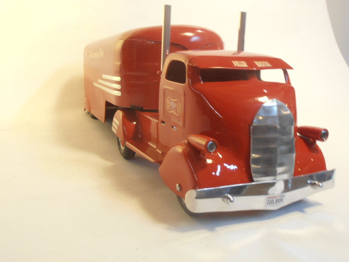 Custom 1930\'s Streamlined COE Beer Truck   Collectors Weekly