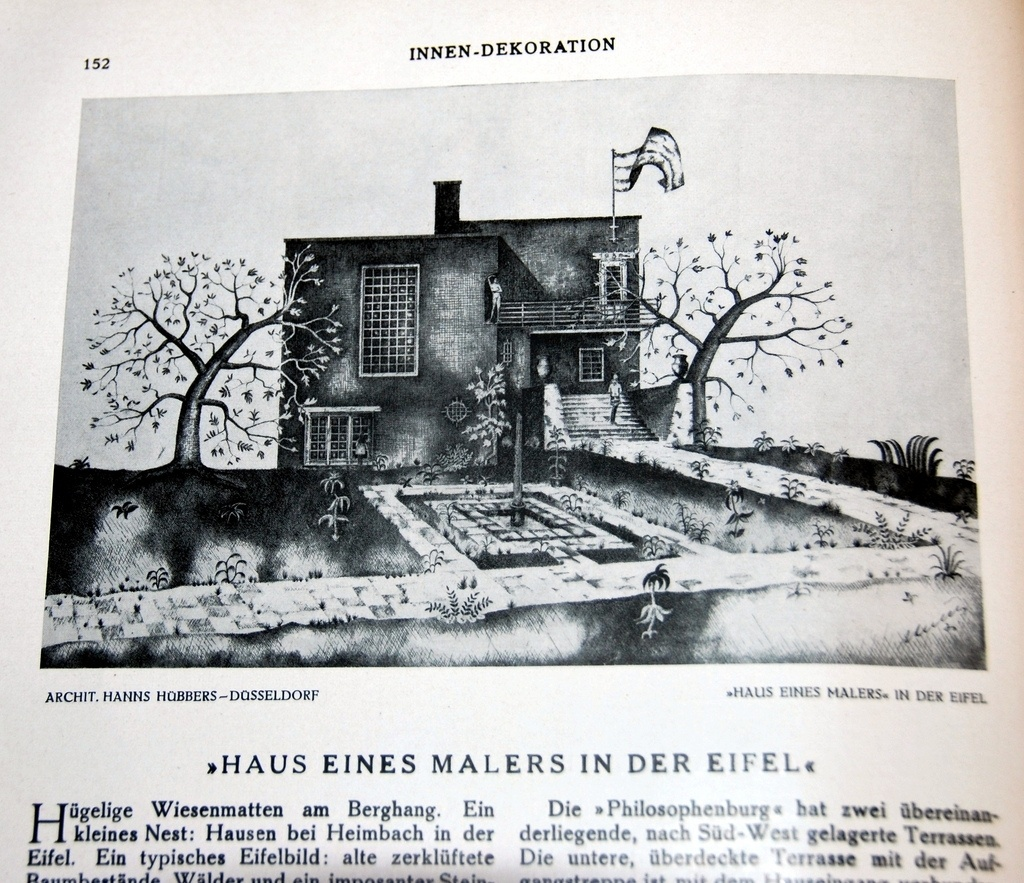 1930 German Magazine on Design/Interior decorating - Innendekoration ...