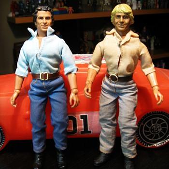 Mego Bo & Luke Duke - Toys