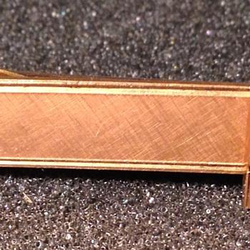 GE Service Award Tie Clip