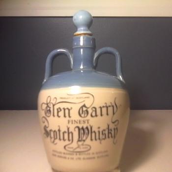 Glen Garry Finest Scotch Flagon
