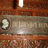 Lady's Home Journel Tin Sign