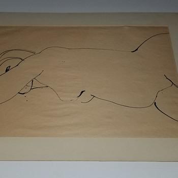 Hal Lotterman original copy  - Fine Art