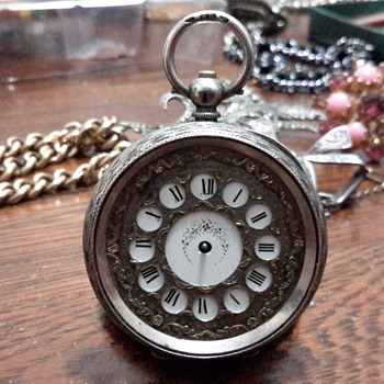 1920s 935 Silver pocket watch - Pocket Watches