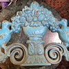Large Cast Iron Blue Thing...??