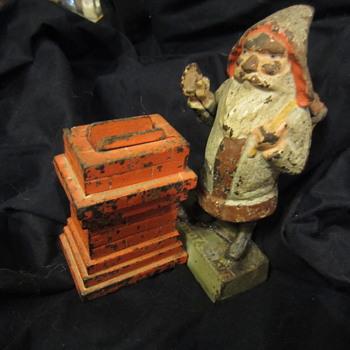 Santa needs help! - Toys
