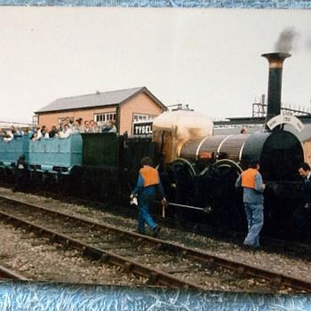 1988-Birmingham-tyseley railway museum-1838-1988.