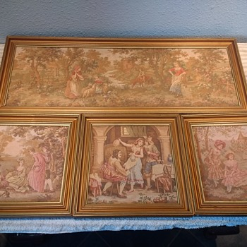 Inherited Tapestries - Rugs and Textiles