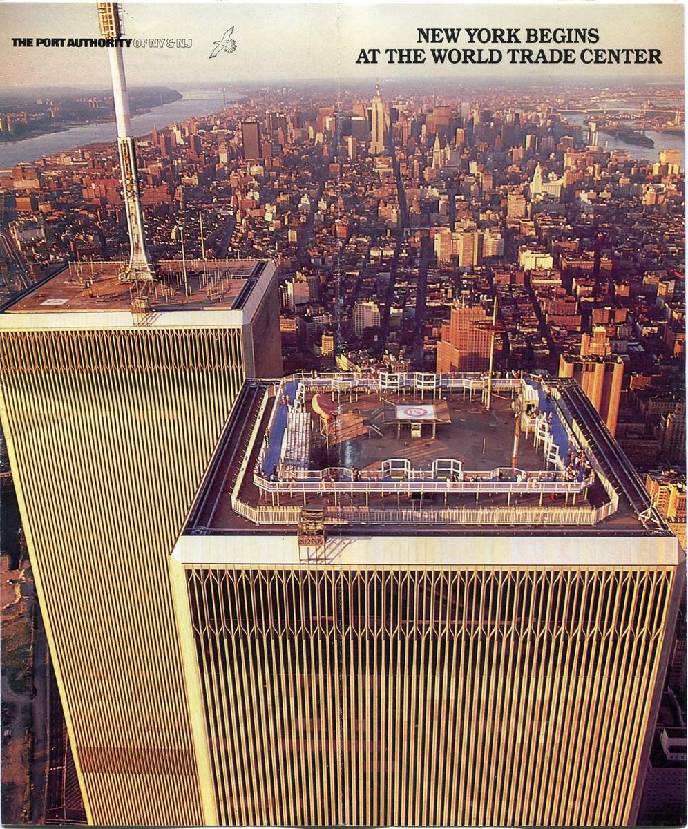Describing Empire State Building