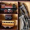 Johann Distler Tin Electric Train-set O gauge