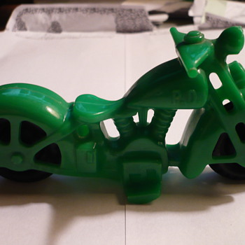 Chinablue's Toy Motorcycle - Toys