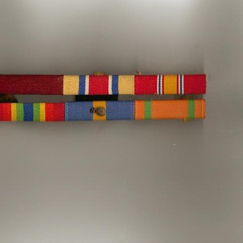 My Military Ribbons - Military and Wartime