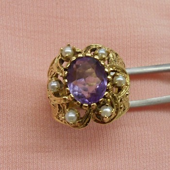 Need Antique Gold Ring dating help - Victorian Era