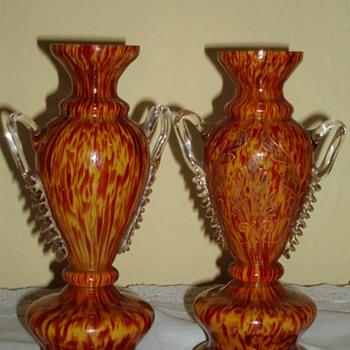 Frank Welz??? - Art Glass