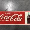Coca Cola sign 1960