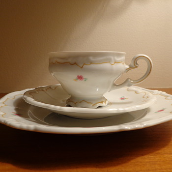 Weimar Porcelain: Please Help - China and Dinnerware