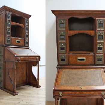 Cool Antique And Vintage Desks Collectors Weekly Download Free Architecture Designs Embacsunscenecom